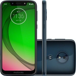 Celular Motorola Xt1952 Moto G7 Play 32gb Azul