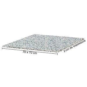 Tampo De Mesa De Granito Artefamol 070x070