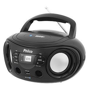 Radio Philco Com Bluetooth E Usb Pb122bt