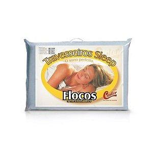 Travesseiro Castor Sleep Flocos