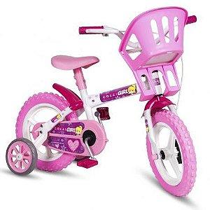 Bicicleta Colli Girl Aro 12