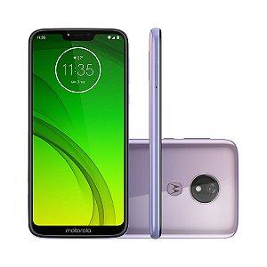 Celular Motorola Xt1955 Moto G7 Power 64gb Lilac