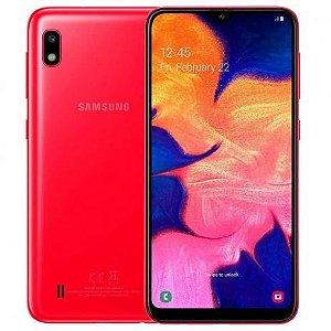 Celular Samsung A10 A105 32gb Vermelho