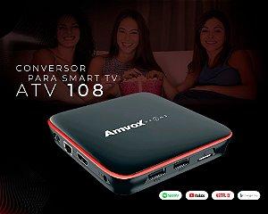 Conversor Digital Amvox Atv108 Smart