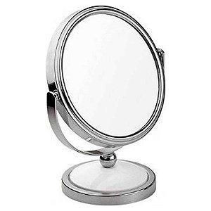 Espelho Dupla Face Mor Classic 8483