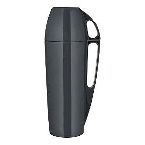 Garrafa Termica Mor Eleganza 1.0 litro grafite