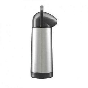 Garrafa Térmica Mor 1,9 Litros Inox Nobile