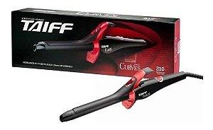 Modelador De Cabelos Taiff 3,4 Curve 0022 Bivolt