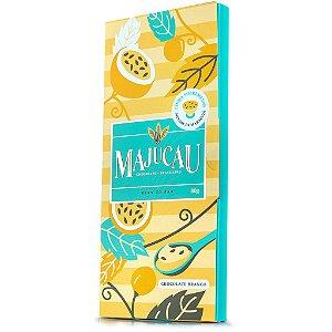 Chocolate Branco com Maracujá   80g