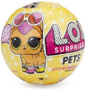 Mini Boneca LOL Surprise! SURPRESAS PET - Candide
