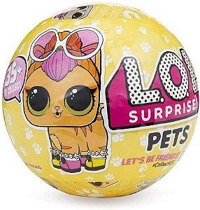 Mini Boneca LOL Surprise! SURPRESAS PET - Candide