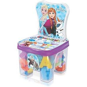 Cadeirinha Educa Kids FROZEN - Lider Brinquedos