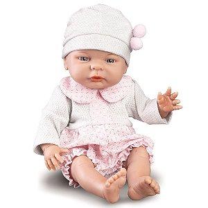 Boneca Hora da Vacina - Roma Babies - Hora da Vacina - Roma Brinquedos