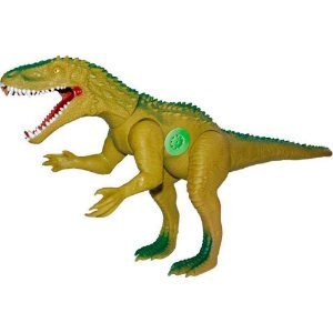 Dinossauro Furious Verde - Adijomar
