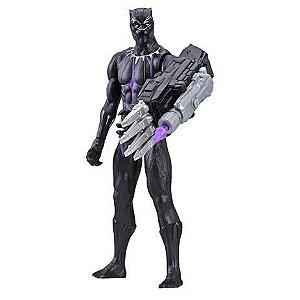 Boneco Pantera Negra Avengers Power FX 2.0 Com Som - Hasbro