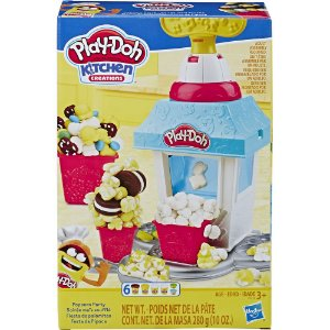 Play-Doh Festa da Pipoca - Hasbro
