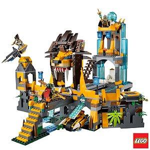 LEGO Chima - O Templo do CHI do Leão