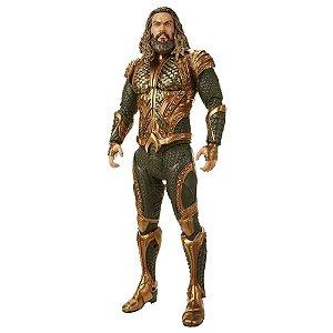 Boneco Aquaman Liga da Justiça 45cm - Mimo