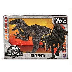 Boneco Dinossauro Indoraptor Jurassic World 60cm - Mimo