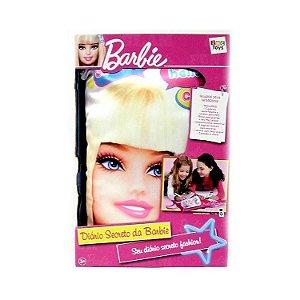 Barbie Travesseiro com Diário Secreto