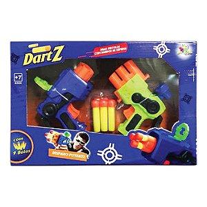 DartZ - Lançador de dardos - Art Brink