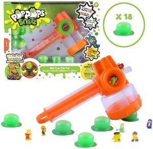 PopPops Snotz Monster Slime Play Set - Multikids
