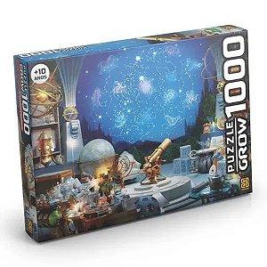 Quebra Cabeça Puzzle Constelações 1000 Peças - Grow