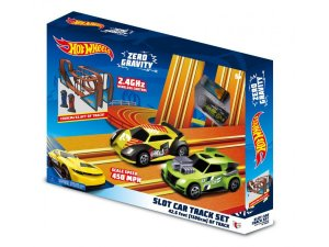 Pista Hot Wheels Track Set Zero Gravity - Multikids