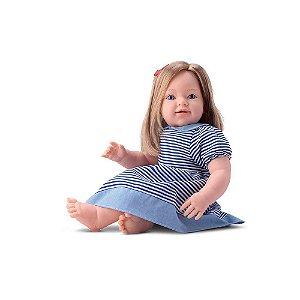 Boneca Bebê Naty Fala Frases - Bambola