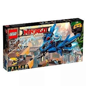 Avião Relâmpago Ninjago - Lego