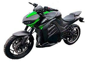Moto Elétrica Black Hawk 5000w