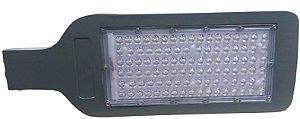 Luminária Cabeça de Poste Led SMD 100w 10000 lumens Branco Frio