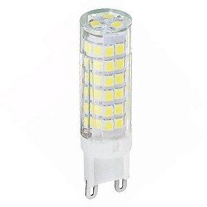 Lampada Led Halopin G9 - 9w Branco Quente