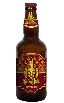 BELA IMPERIAL IPA - R - 500ML