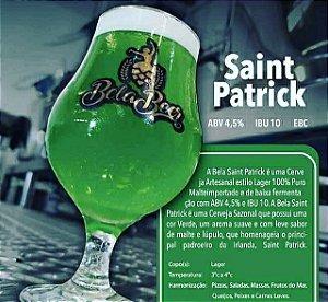 Bela Saint Patrick PET Growler 1 Litro