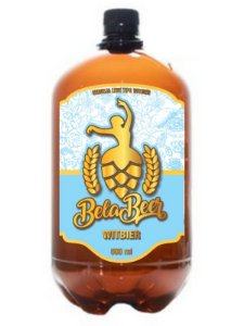 BELA WITBIER PET GROWLER 1 LITRO