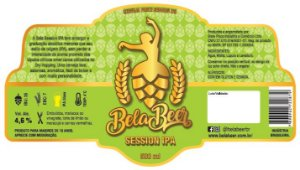 BELA SESSION IPA - V - KEG 30 LITROS