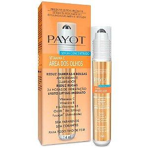 Serun Concentrado Payot Vitamina C para Area dos Olhos 14ml