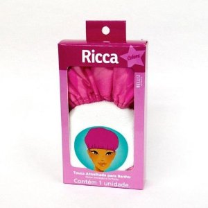 Touca Atoalhada Ricca - 3422
