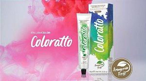 Coloração Tonalizante Coloratto Itallian 60ml