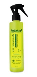 Bothânico Queratina Líquida Eco Recuperação 200 ml