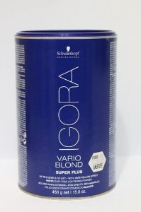 Pó Descolorante Igora Schwarzkopf Vario Blond Super Plus 450gr