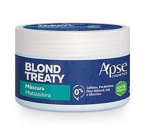 Máscara Matizadora Blond Treaty 250g - Apse