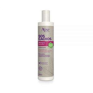 Shampoo SOS Cachos - Apse