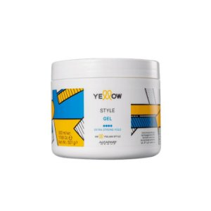 Style Gel 500ml - Yellow