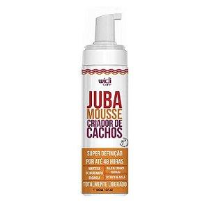 Mousse Criador de Cachos Juba 180ml - Widi
