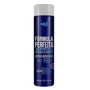 Fórmula Perfeita Shampoo hidratante 300ml - Widi