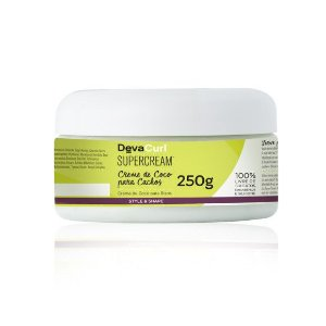 Super Cream finalizador 250ml - Deva Curl