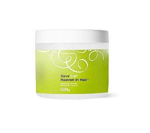 Heave In Hair máscara de hidratação profunda 500ml - Deva Curl