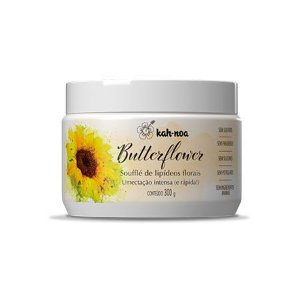Máscara de lipídeos Butterflower 300ml - Kah-noa